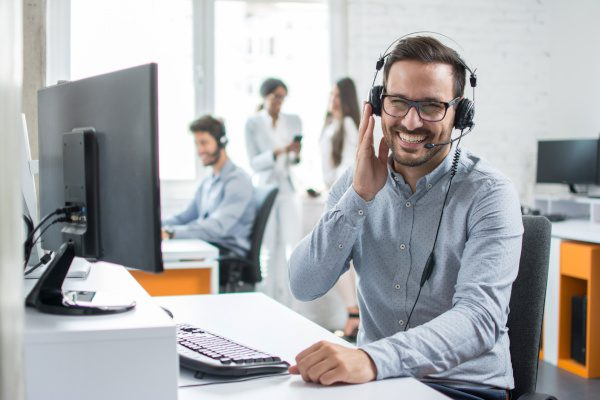 Phone Commercial IT Support